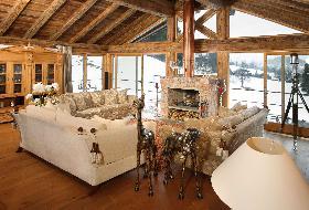 Эксклюзивное альпийское шале в Австрии на продажу